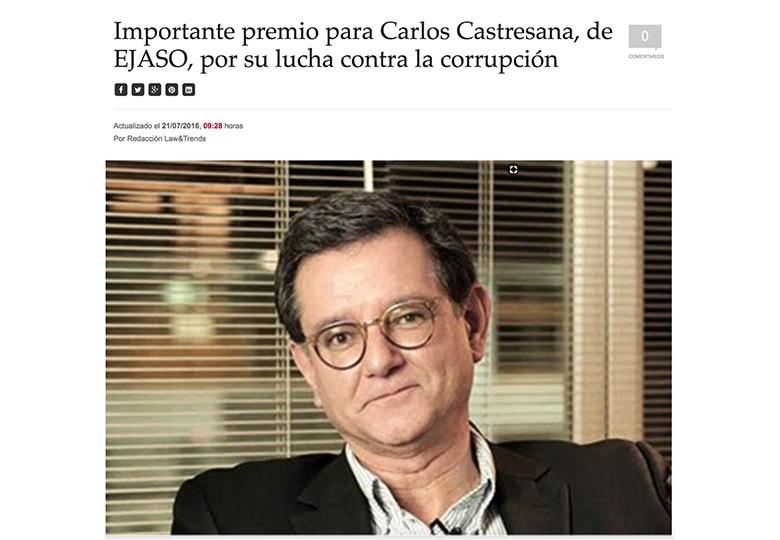 carlos castresana lucha contra la corrupción en ejaso etl global