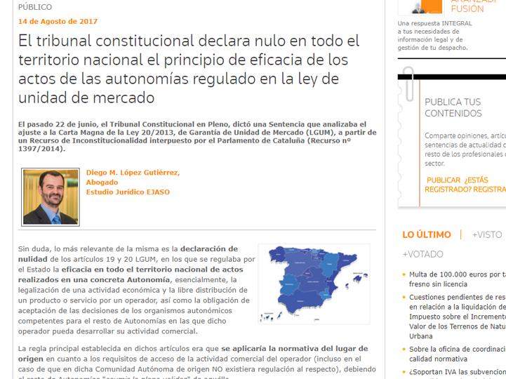 tribunal constitucional declara nulo territorio nacional - ejaso