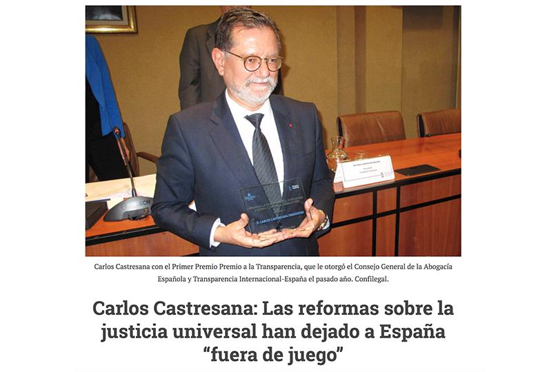 carlos castresana reforma de la justicia etl global