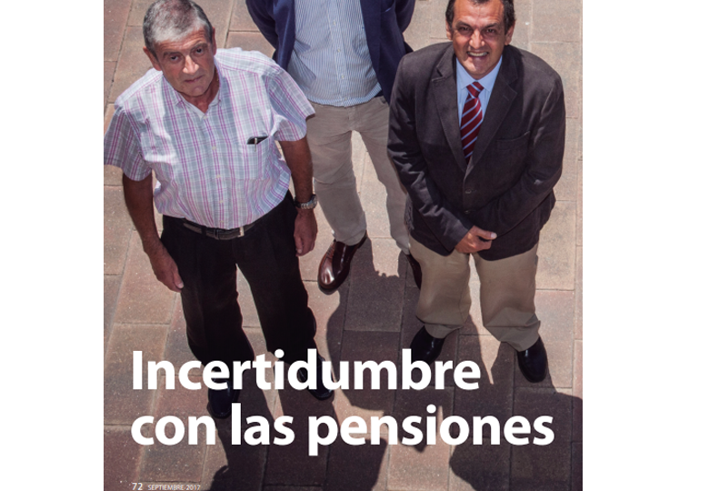 incertidumbre con las pensiones etl global