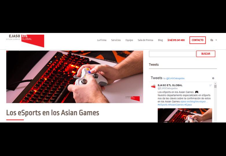 Los eSports en los Asian Games