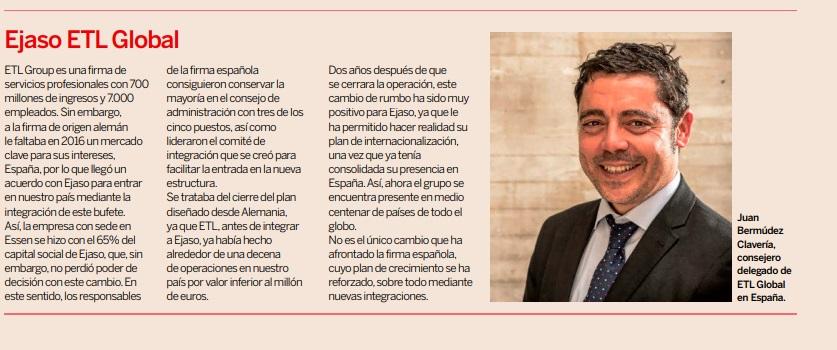 España, objetivo de los bufetes internacionales medianos
