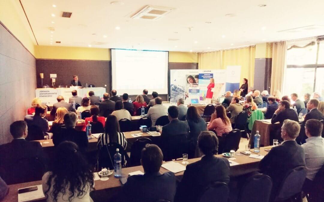 Jornada de Asesoramiento Financiero EFPA en Valladolid – 22 de mayo