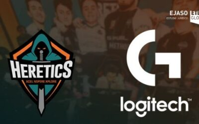 Asesoramos a Team Heretics en su acuerdo de patrocinio con Logitech G