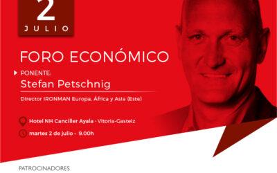 ETL Global, patrocinador del próximo Foro Económico de Álava
