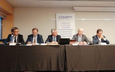 Asamblea General de EFPA España en Barcelona–12 de junio de 2019