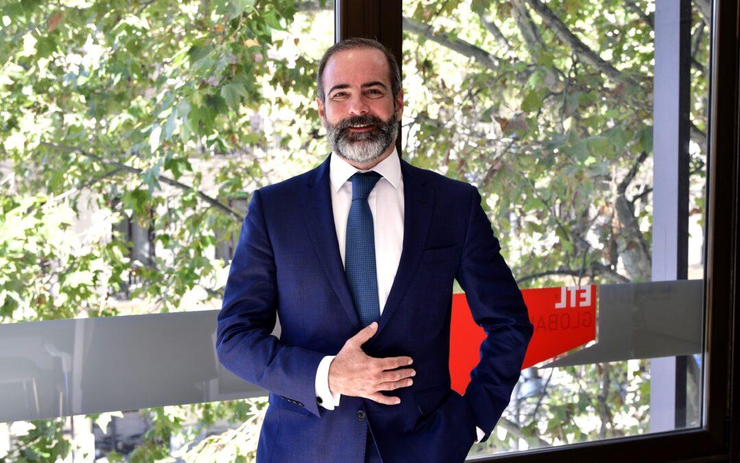 Ernesto Gutiérrez, nuevo socio de mercantil de EJASO ETL Global