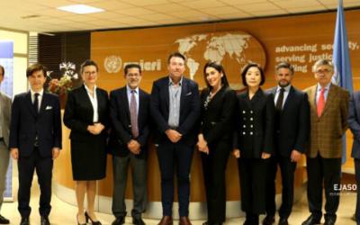 Carlos Castresana retoma la vicepresidencia del Consejo de Fideicomisarios de UNICRI