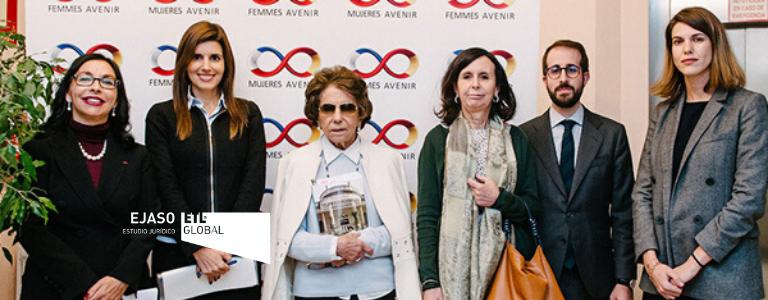 """María Emilia Casas en el """"Encuentro mujeres precursoras en la Diplomacia y en la Justicia"""""""