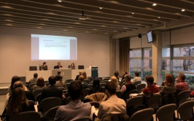Jornada de Gros Monserrat Asociados celebrada en UManresa FUB para explicar las nuevas reglas del IVA en el comercio transfronterizo en la UE
