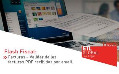 Facturas – Validez de las facturas PDF recibidas por email