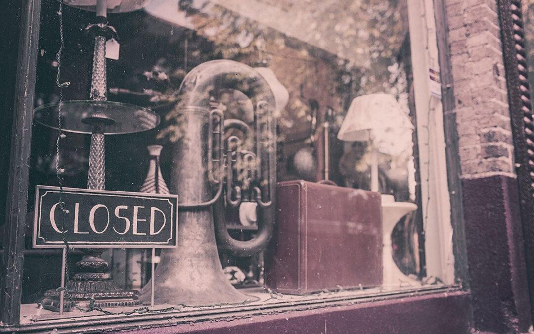 Empresarios y profesionales autónomos pueden suspender temporalmente el pago de las hipotecas sobre locales comerciales y oficinas