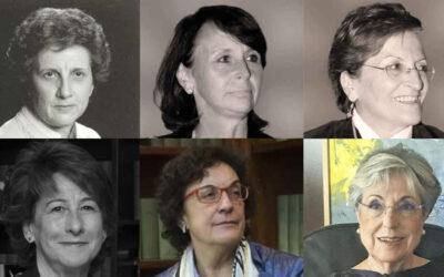 Solo seis mujeres en los 40 años del Tribunal Constitucional: estas son las que rompieron el techo de cristal