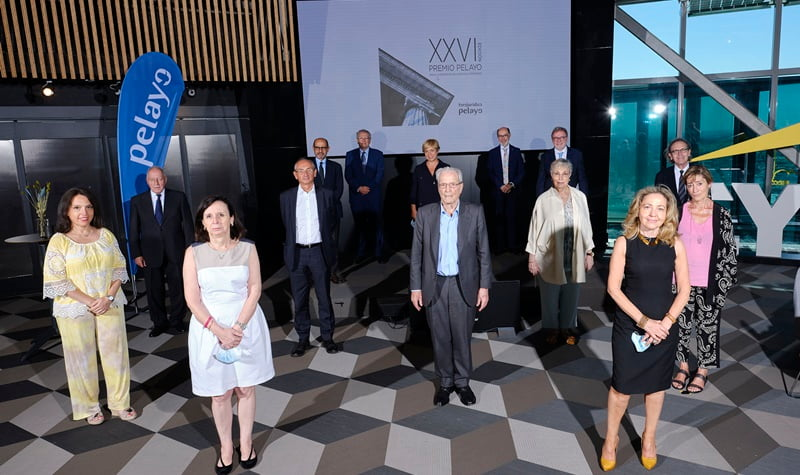 Fallo del Premio Pelayo para Juristas de Reconocido Prestigio