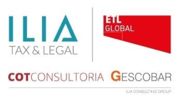 Ilia Consulting, del grupo ETL Global, integra dos firmas especializadas en asesoramiento fiscal