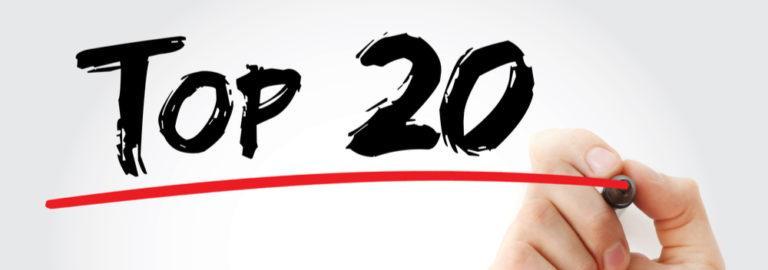 ETL Global, en el puesto 15 dentro del ranking 'Top 20 International Networks 2020' publicado por Accountancy Age.