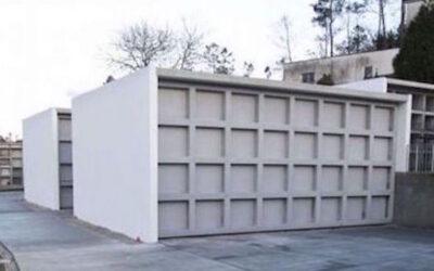 El TSXG confirma la legalidad de la ampliación y venta de nichos en el cementerio de La Estrada