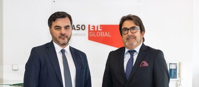 Alberto López y Alfredo Cerzales